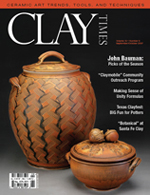 Clay Times September/October 2007 Cover
