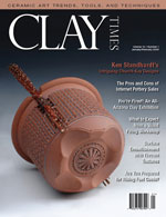 Clay Times January/February 2008 Cover