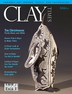 Clay Times July/August 2007 Cover